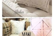 Pillows / textil