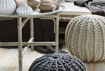 pletení, háčkování,tkaní