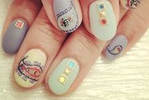 Cute Nail Art :D / nail arts for all the tastes ^_^
