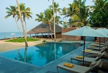 Wellness Resorts in India / Looking to de-stress with Yoga, Ayurveda and therapies that will relax, rejuvenate and refresh your Mind, body and soul.