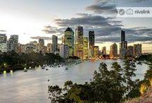 Australia / Most visited tourist destination in Southern Continent - Surfing, getaway, destination, marine life, theme parks.