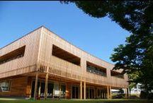 Tohoku University Campus / Tohoku University is located in Sendai City, Miyagi Prefecture. There are five main campuses: Katahira, Kawauchi, Aobayama, Seiryo and Amamiya campus.