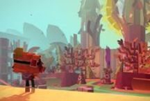 Beautiful Games / Who doesn't love gaming. Here are some pretty ones!