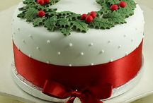 Christmas and New Year cake ideas / Christmas cakes / by Christine Miller