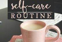 Self Care for Mamas / Self Care Ideas for Moms