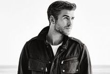Liam Hemsworth / Gale Hawthorne