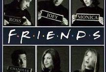 F•R•I•E•N•D•S / I miss this show so much..