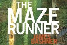 "Maze Runner / Fun activities and resources relating to ""The Maze Runner"" by James Dashner / by STEM Read"