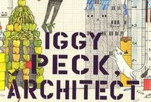"Iggy Peck, Architect / Architecture-based activities to go along with the book ""Iggy Peck, Architect"" by Andrea Beaty / by STEM Read"
