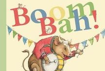 Boom Bah! / Fun experiments and activities for kids relating to sound and music! / by STEM Read