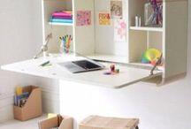 Work space / Un poco de inspiración, tener un lugar lindo en el cual fluyan las ideas siempre nos ayuda a motivarnos, amo el estilo vintage