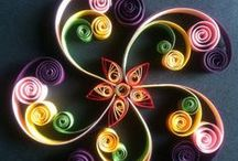 Paper Quilling / by Marielle Ang