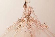 Fashion Illustration / by Marielle Ang