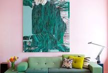 Color inspiration from interiors