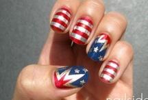 tipos de uñas: unas raras y otras no tanto...