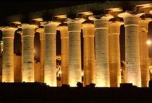 Egypt / Temple of Luxor.