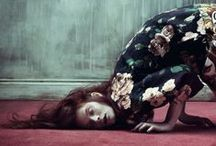 Beautiful stylings/ Editorial shots