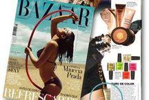 PRESS ROOM / Las revistas más exclusivas y de alta cosmética profesional confían en la calidad y los resultados de ATACHE.