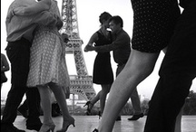 """PARIS- Paris will be always Paris!!!! / I am French but I love Paris specialy our Lady """"The Eiffel tower"""".. When two items are maried : Paris and mixed média..."""