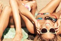 Plażing & Smażing :) / #beach #sunbathing #sun #holidays Czyli relaks w blasku słońca!