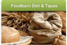 The Foodbarn Deli / The creamiest pies, the freshest bread and a coffee hotspot for breakfast or lunch at Noordhoek Farm Village