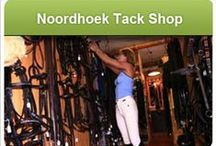 Noordhoek Tack Shop / From bridles to handbags you'll find everything you need for horse and rider at Noordhoek Farm Village