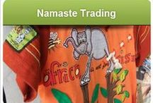 Namaste Trading / Unique African curio's, crafts, gifts, jewellery and clothing in Noordhoek Farm Village