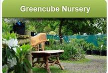 Greencube Nursery and Garden Studio / Indigenous material, herbs, good old-fashioned garden plants and kiddies jungle gyms at Noordhoek Farm Village