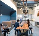 Custom Offices / Custom Office Furniture designed by FORMASPACE