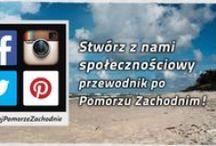 """""""Poznaj Pomorze Zachodnie"""" / Społecznościowy przewodnik po Pomorzu Zachodnim!  Pochwal się swoim regionem! Oznacz pina tagiem #PoznajPomorzeZachodnie oraz wzmianką @PomZachodnie! >>>www.PoznajPomorzeZachdonie.pl<<<"""