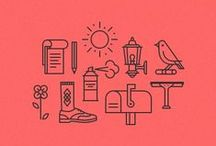 Pictograms and Icons