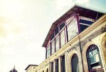 Mercato Centrale Firenze / Lo storico mercato Centrale Fiorentino che unisce la cultura storica di Firenze alla tradizione dei sapori e dei profumi Toscani. In un luogo storicamente importante di Firenze: piazza San Lorenzo