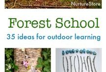 Forest School and Outdoor Learning