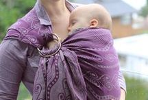 Beautiful Baby Wraps and Carriers