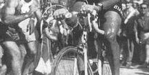 Bicicletta: in bianco e nero
