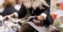 Bicicletta: in collant