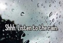Rain Touch (Βροχής άγγιγμα) / Σαν βροχή σε θέλω απόψε...