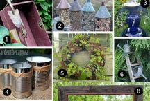 DIY garden