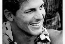 Andy Irons in B&W