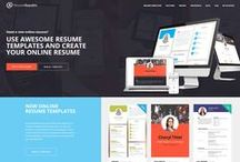 Resume Templates | ResumeRepublic / This is a board of ResumeRepublic's resume templates / by Resume Republic