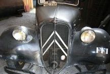 My Citroen traction 11BL 1939