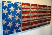 Modern Patriotic / by Glynis Cozza
