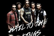 Avenged sevenfold / Avenged sevenfold fans, you're welcome  / by Jaqueline Cervantes