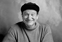 Face of a Clown / Robin Williams R.I.P