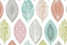 Pattern Love! / Fun and creative backgrounds and textures for graphic and web design.