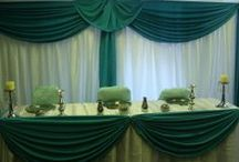 Draping by Bring To Life Events / Draping of backdrops, halls, gazebos and marquees