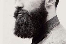 Pogonophile / beards ● men