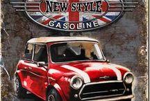 Vokes 2 Vintage cars and vespas / Vanhat autot, vespat, moottoripyörät ja veneet