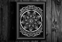 Torsunardi / The Mandalas of  Drawing - meditation ...