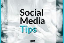 Social Media Tips / Some pretty helpful and useful social media tips and shortcuts, to generate more traffic to your site.